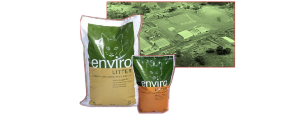 Enviro Litter - Organic and Completely Natural