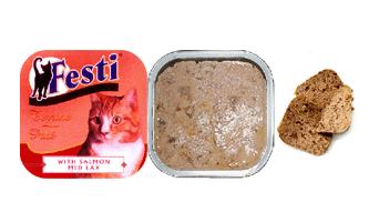 FESTI with Tuna (Ruminant free formula)