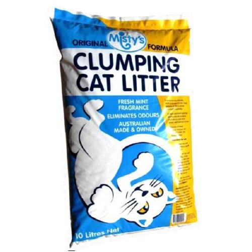 Clumping Cat Litter 10kg